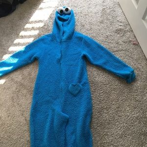 Cookie Monster Onsie